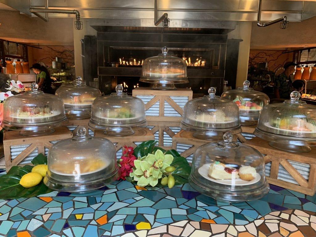 Laguna Grill restaurant at Discovery Cove Orlando Florida
