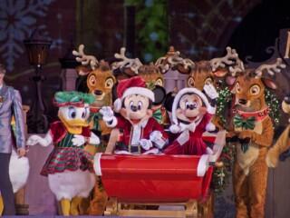 Mickey's Very Merry Christmas Party Magic Kingdom
