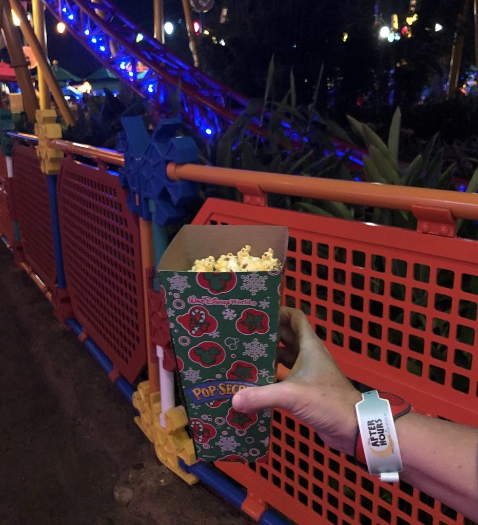 Disney After Hours Popcorn Hollywood Studios