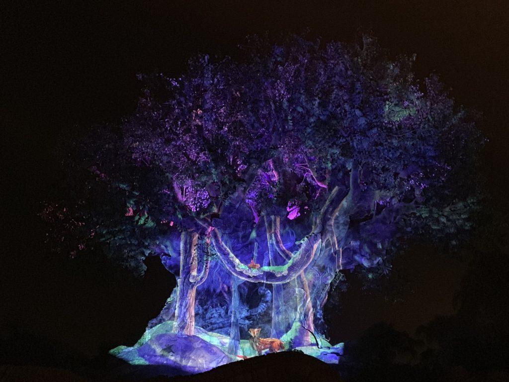 Disney After Hours Tree of Life Awakenings Disney's Animal Kingdom