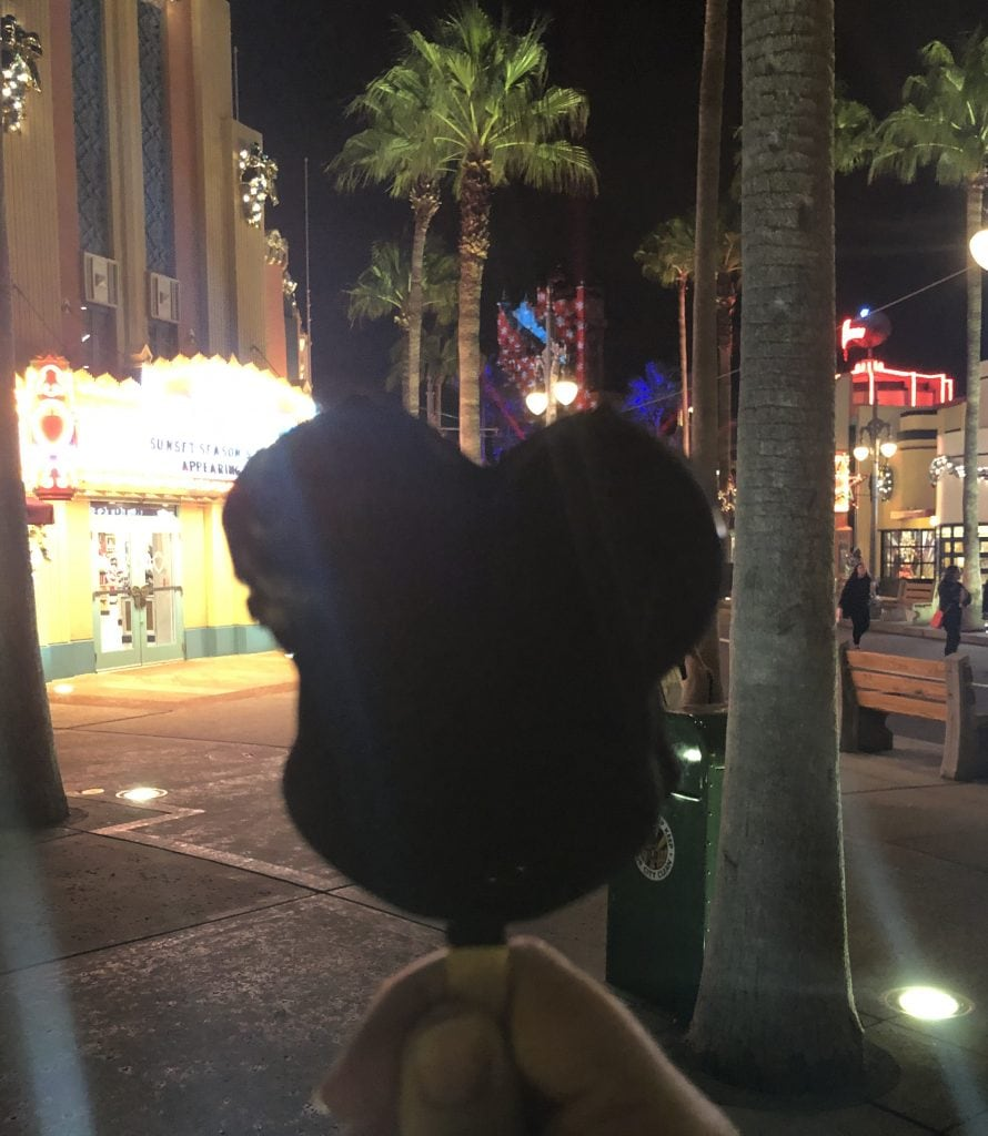 Mickey Mouse Ice Cream Bar Disney After Hours