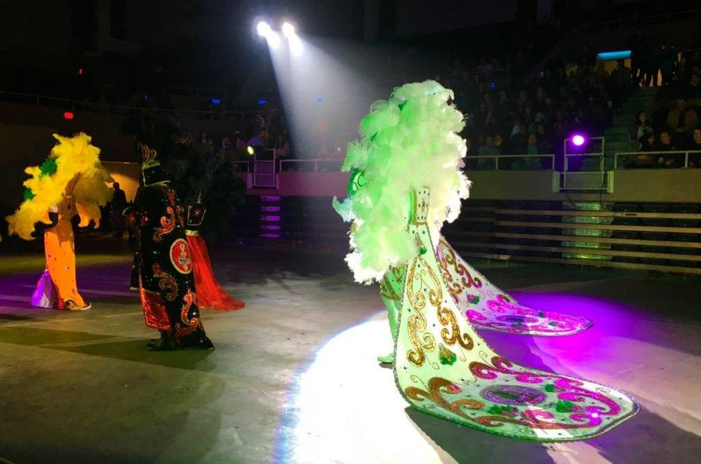 Lake Charles Mardi Gras Royal Gala Krewes Costumes