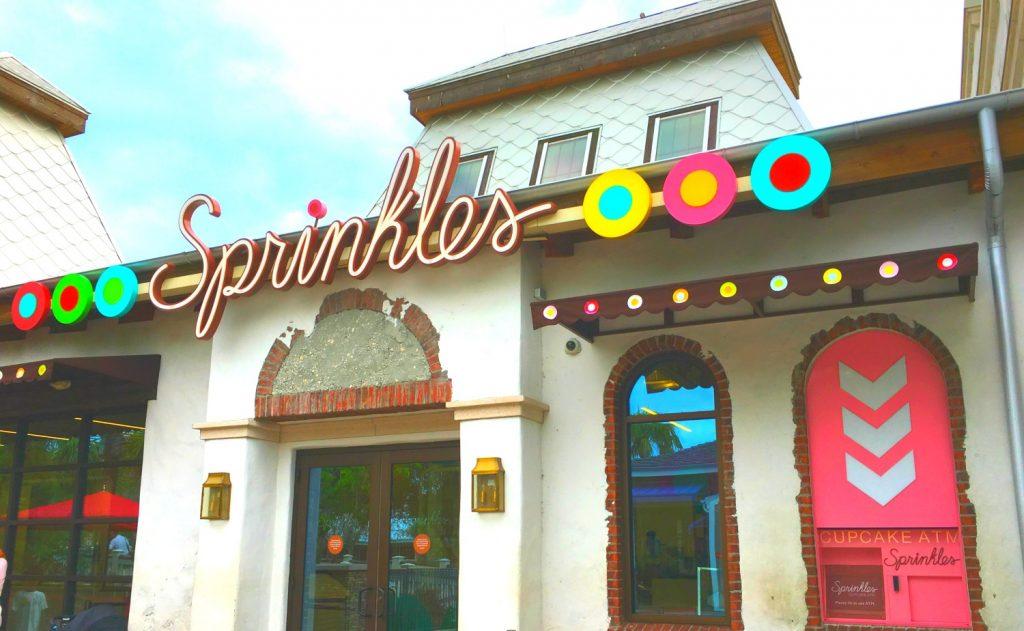 Sprinkles Bakery Disney Springs Walt Disney World Resort