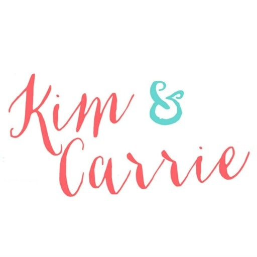 Kim and Carrie