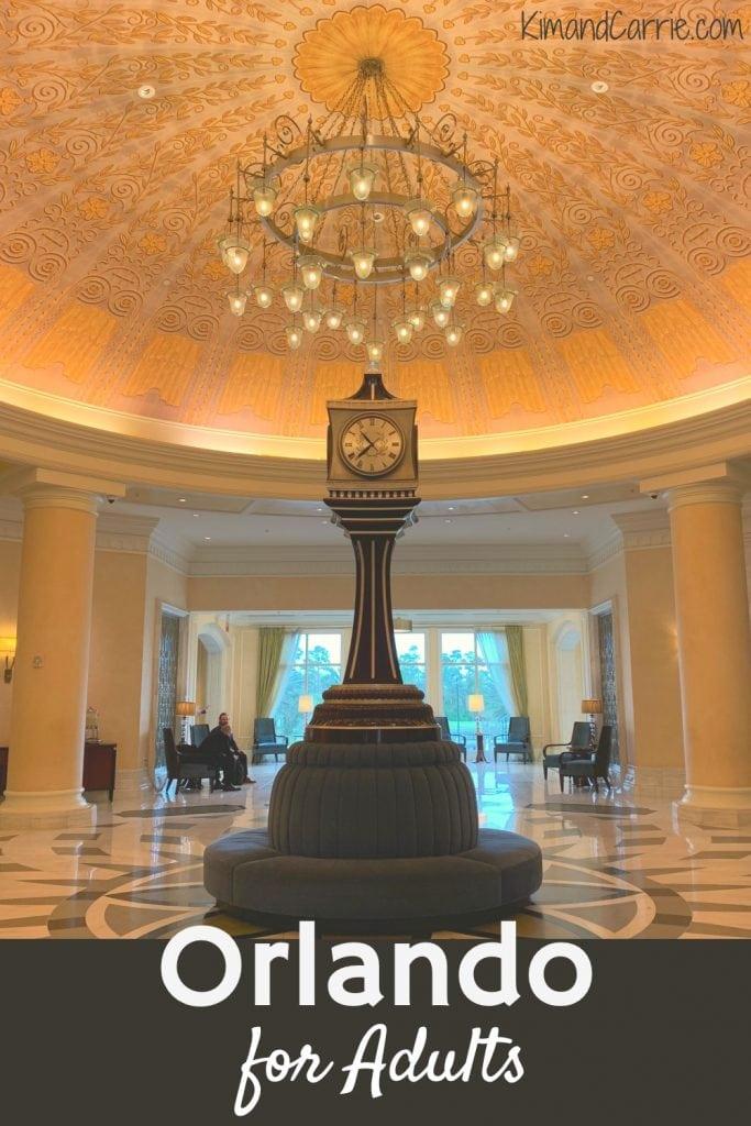 Waldorf Astoria Orlando Clock