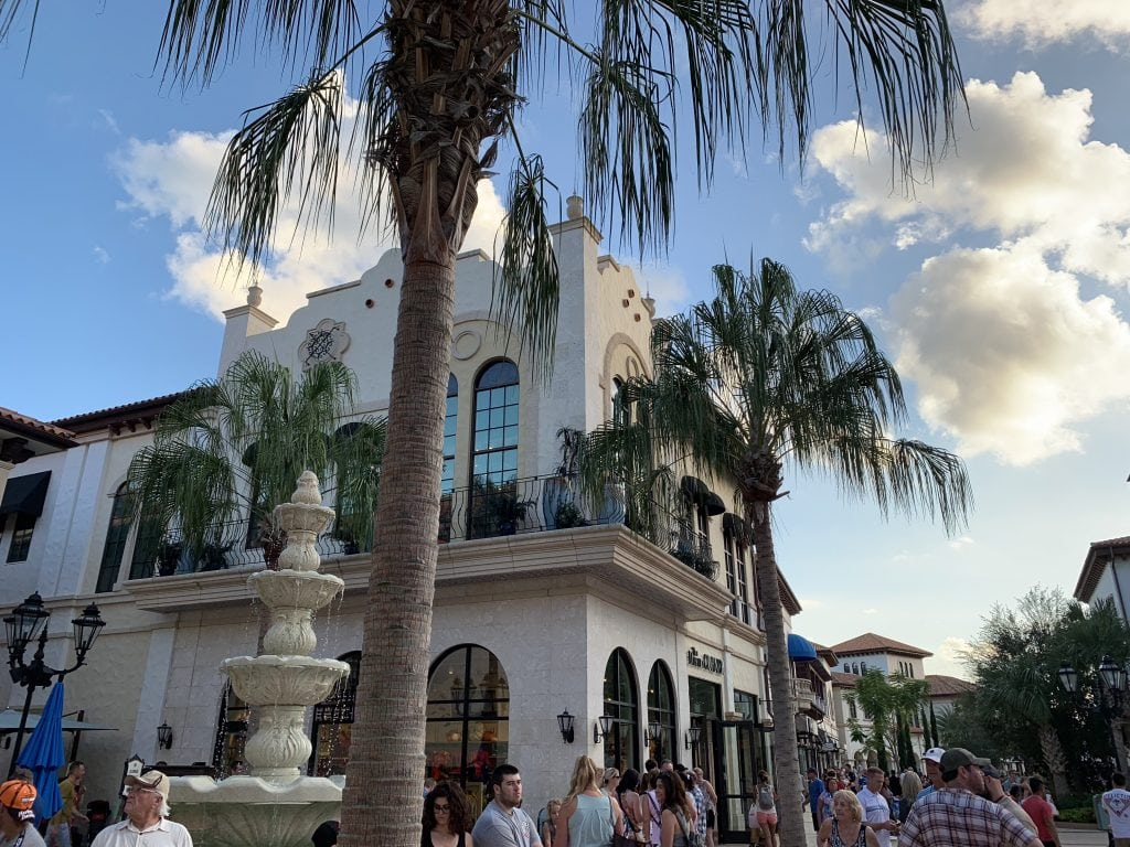 Disney Springs orlando florida