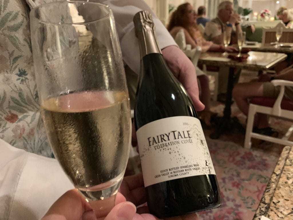 Disney Fairy Tale Sparkling Wine Champagne