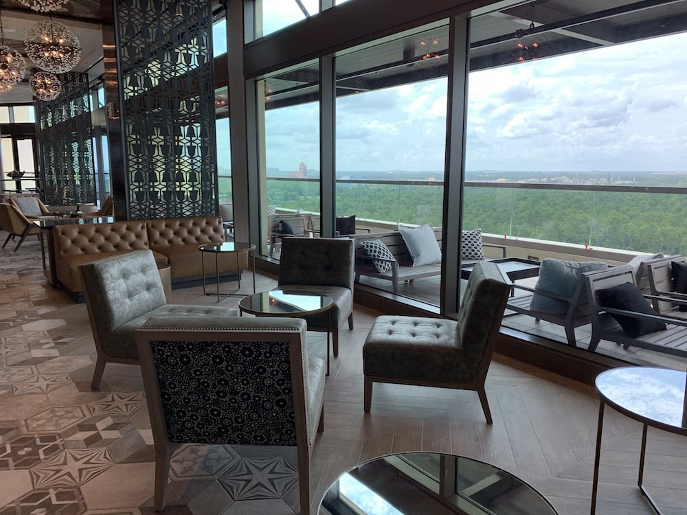 Gran Destino Tower Disney World Dahlia Lounge