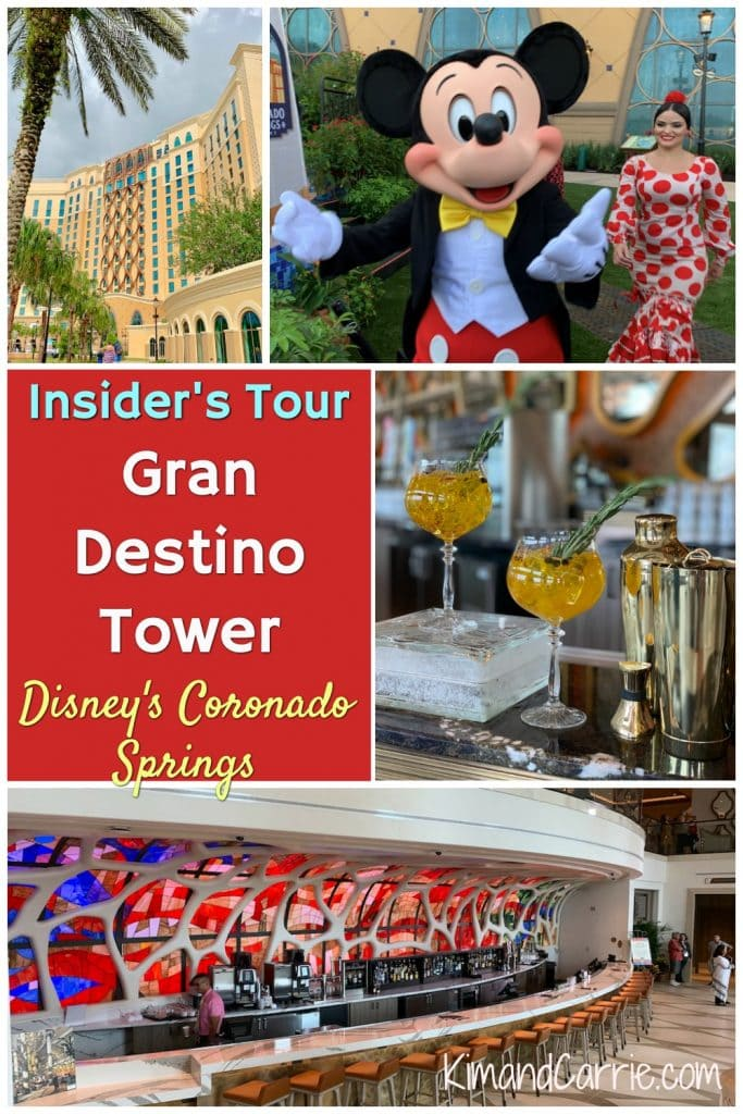 gran destino tower Disney World