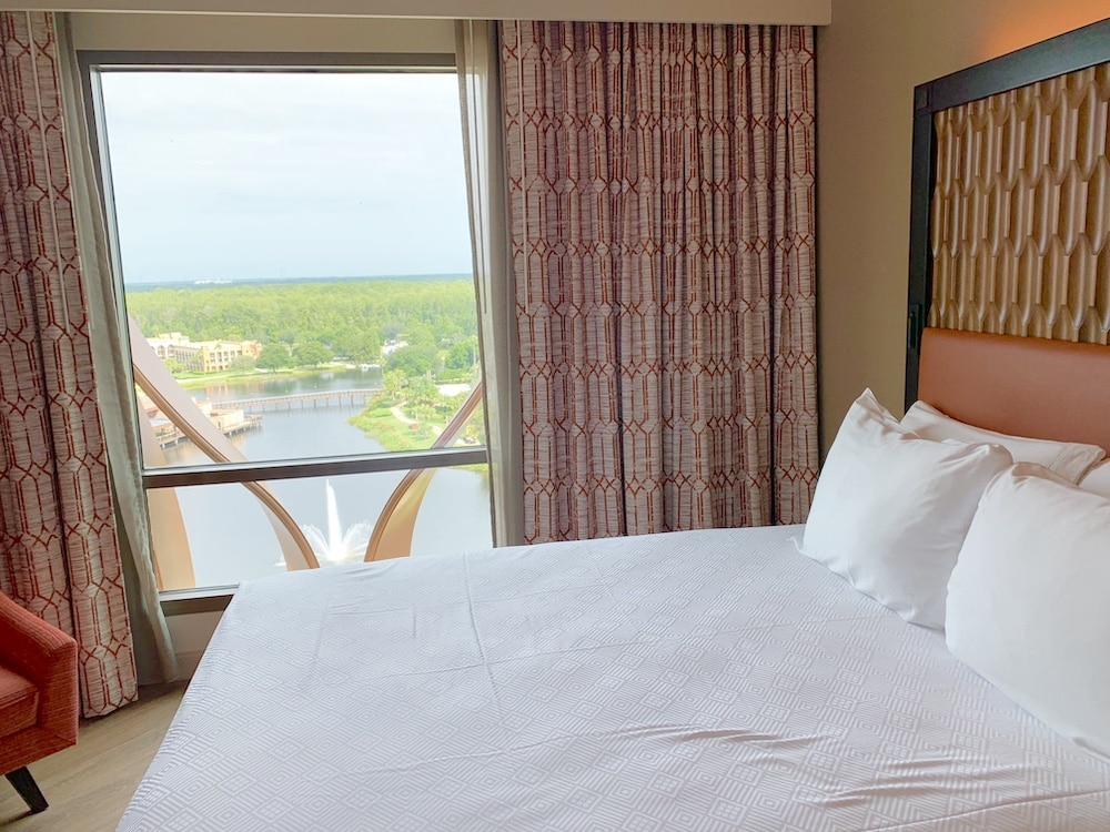 Gran Destino Tower Disney World double queen room