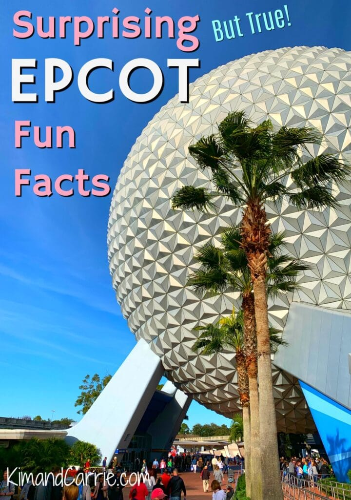 epcot spaceship earth Disney World