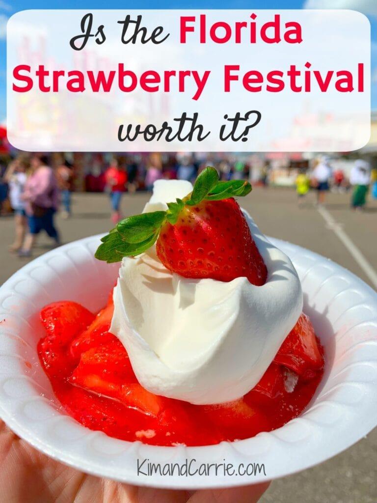 strawberry shortcake in a bowl