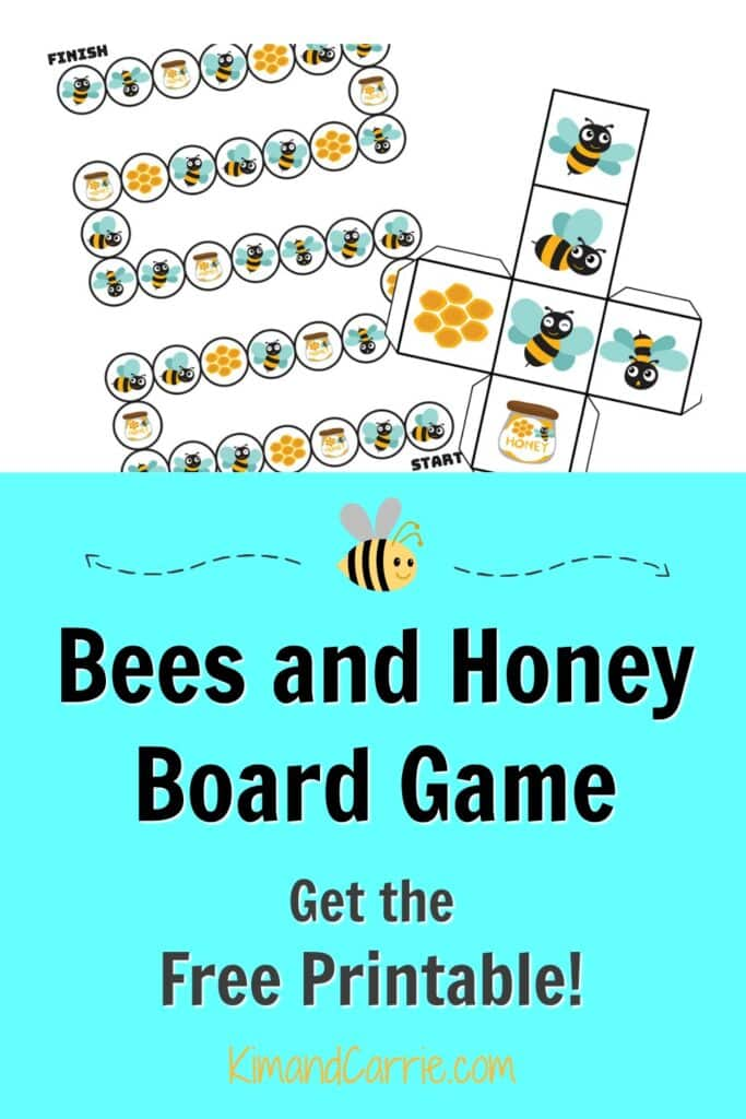 honey bee board game