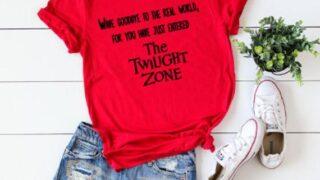 Twilight Zone Shirt, Disney fan shirt, Disney parks shirt, Disney shirt, Disney World Shirt, Hollywood Studios shirt