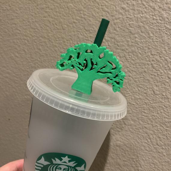 Tree of Life Straw buddy
