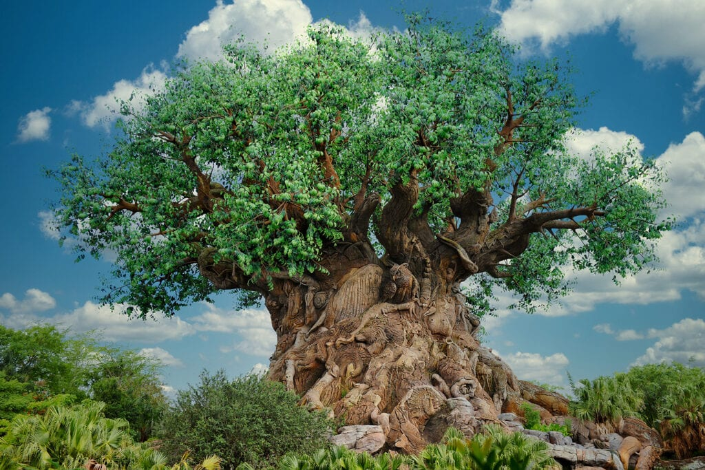 tree of life icon Disney animal kingdom