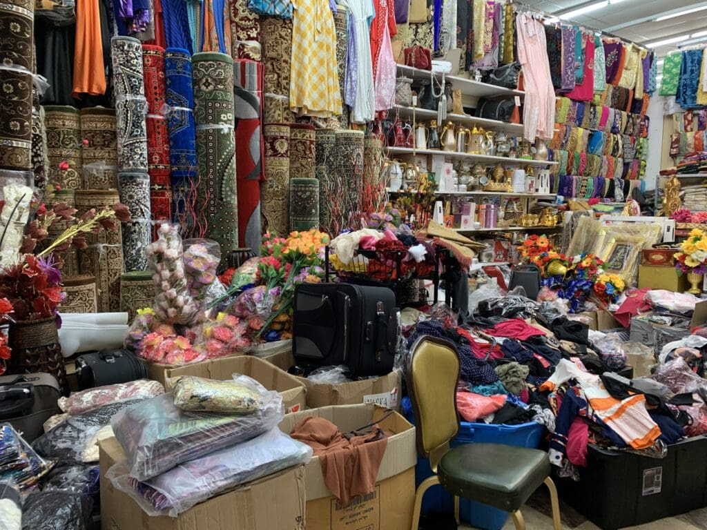global market bazaar