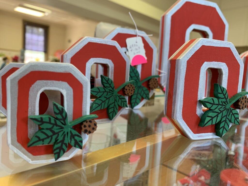 Ohio state university souvenir